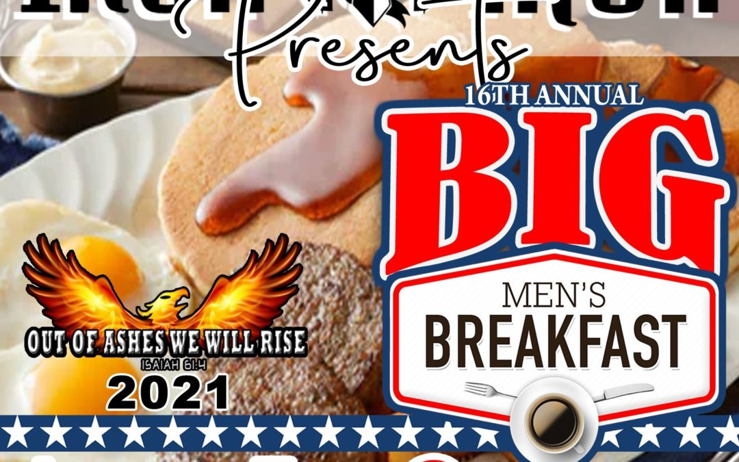 Big Man's Breakfast 2021 – Out of the Ashes