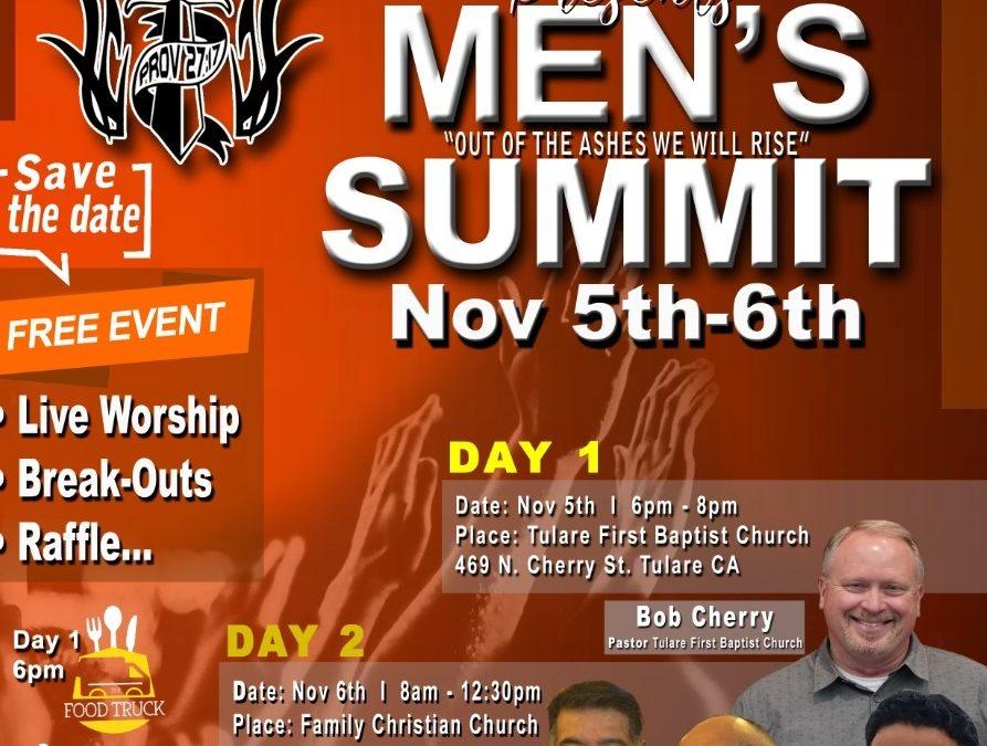 2021 Men's Summit